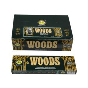 Wood-Incense
